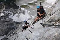 SUPERFERRATOVÝ výstup na Dachstein