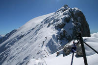 Ferratové výstupy v Dolomitech, Marmolada a Piz Boe