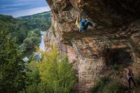 Tréninky lezení s Michalem Běhounkem