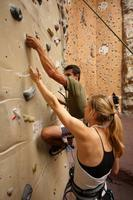 Climbing course ONE for beginners from 18.11.2018