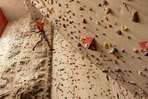lezecký kurz DVA, Od 12.3.2018, pondělí, 19.00 hod