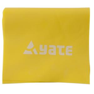 Posilovací guma Yate Fit Band 2 m žlutá (měkká) - 1