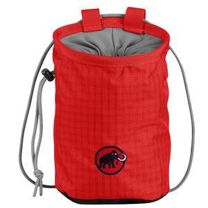 Mag. pytlík Mammut Basic Chalk Bag červený