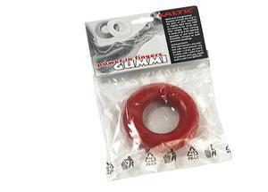 posilovací kroužek SALTIC gummi červený