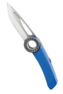 nůž PETZL Spatha modrý