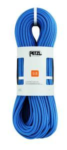 Lano Petzl Contact 9,8 mm 60 m blue - 1