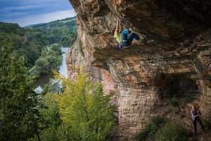Tréninky lezení s Michalem Běhounkem - 1