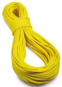Lano Tendon Ambition 9,8 mm 70 m, Complet Shield, ostře žlutá