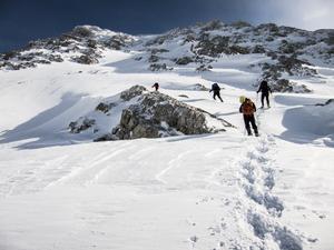 Mrtvé hory na sněžnicích - 1