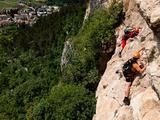 Kurz lezení a via ferrat u Lago di Garda (Arco) - 1/4