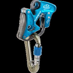 jistítko Climbing Technology Alpine UP set modrý