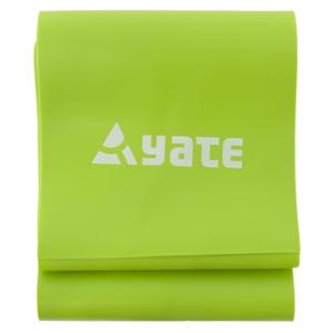 Posilovací guma Yate Fit Band 2 m zelený (tuhý) - 1