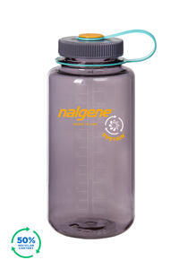 Láhev Nalgene Wide Mouth 1l Aubergine Sustain