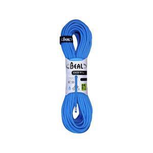 Lano Beal Joker 9,1 mm unicore 80 m Dry Cover blue