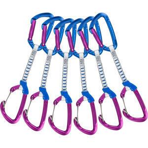 Expresky Climbing Technology Berry set DY 12 cm, 6 kusů, modro-fialové