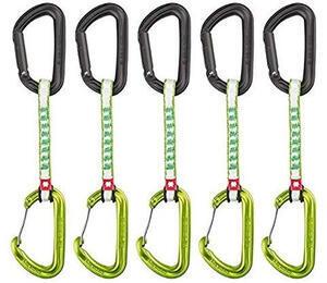 Expresky Ocún Hawk Combi DYN 11 set 5 kusů, zelené - 1