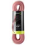 Lano Edelrid Eagle lite 9,5 mm 60 m red - 1/2