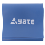 Posilovací guma Yate Fit Band 2 m modrý (extra tuhý) - 1/2