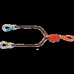 Ferratová brzda Climbing Technology Hook-Kit Slider - 1/5