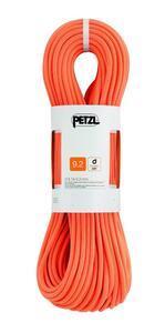 Lano Petzl Volta 9,2 mm 60 m Dry orange - 1