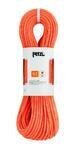 Lano Petzl Volta 9,2 mm 60 m Dry orange - 1/2