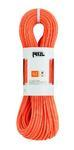 Lano Petzl Volta 9,2 mm 60 m Dry orange - 1/2