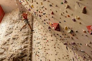 lezecký kurz DVA