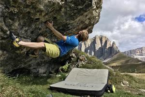 lezečky La Sportiva Solution, 40,5 EU - 2