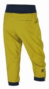 Kalhoty Rafiki W Tarragona 3/4, 34 (XS), Citronelle - 2