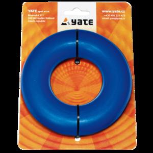 Posilovací kroužek Yate modrý (středně tuhý) - 2