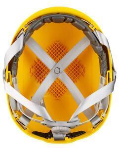 Přilba PETZL Vertex, žlutá - 2
