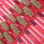 kartáček AIX Brush red - 2/2