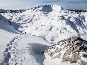Mrtvé hory na sněžnicích - 2