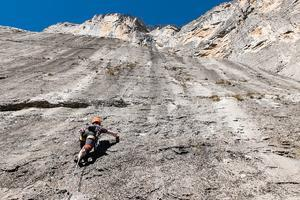 Kurz lezení a via ferrat u Lago di Garda (Arco) - 2