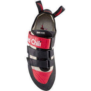 Lezečky Red Chili Spirit Velcro impact zone, 38 EU - 2