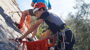 Letní lezecký tábor v Tisé - 2