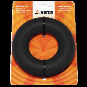 Posilovací kroužek Yate černý (extra tuhý) - 2