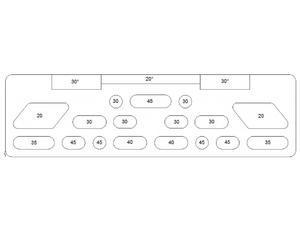 Posilovací deska 2Climb Onsight - 2