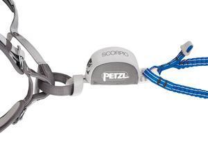 Ferratová brzda Petzl Scorpio Vertigo Wirelock - 2