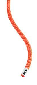 Lano Petzl Volta 9,2 mm 60 m Dry orange - 2