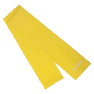 Posilovací guma Yate Fit Band 2 m žlutá (měkká) - 3