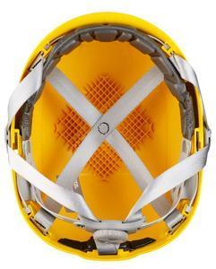Přilba PETZL Vertex  Best, žlutá - 3
