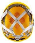 Přilba PETZL Vertex  Best, žlutá - 3/3