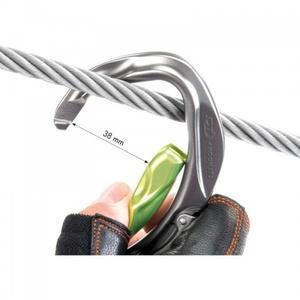 Ferratová brzda Climbing Technology Hook-Kit Slider - 3