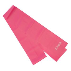 Posilovací guma Yate Fit Band 2 m růžový (středně tuhý) - 3