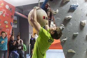 Tréninky lezení s Michalem Běhounkem - 4