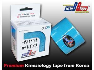 tape BB kineziotape 5x5cm, Modrá - 4
