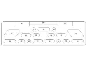 Posilovací deska 2Climb Onsight - 4