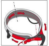 úvazek Ocún Climbing Twist set, M-XL - 4/4