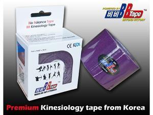 tape BB kineziotape 5x5cm, Modrá - 6